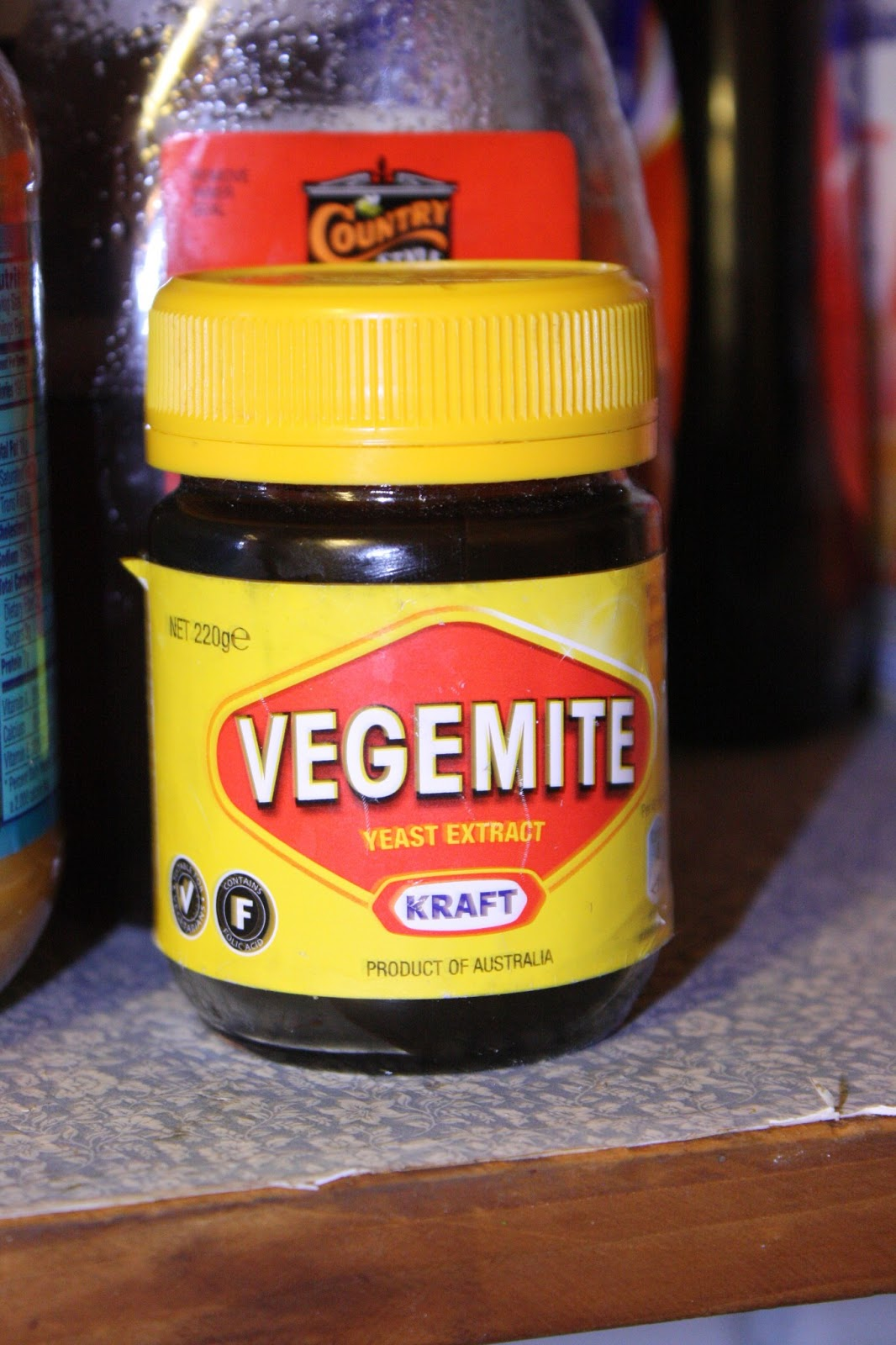 how to explain the smell of vegemite to an american