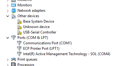 how to find where you extract driver update folders