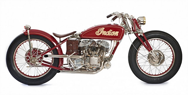 Indian Scout The GasBox