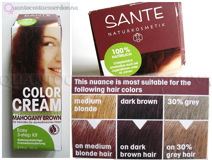 Shampoo di linea verde da una perdita di capelli