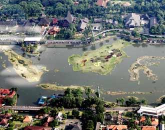 Tempat Wisata Taman Mini Indonesia Indah