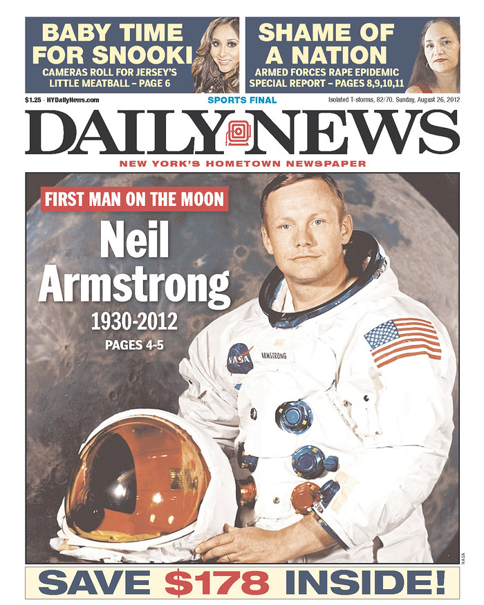 neil armstrong orlando sentinel article - photo #13