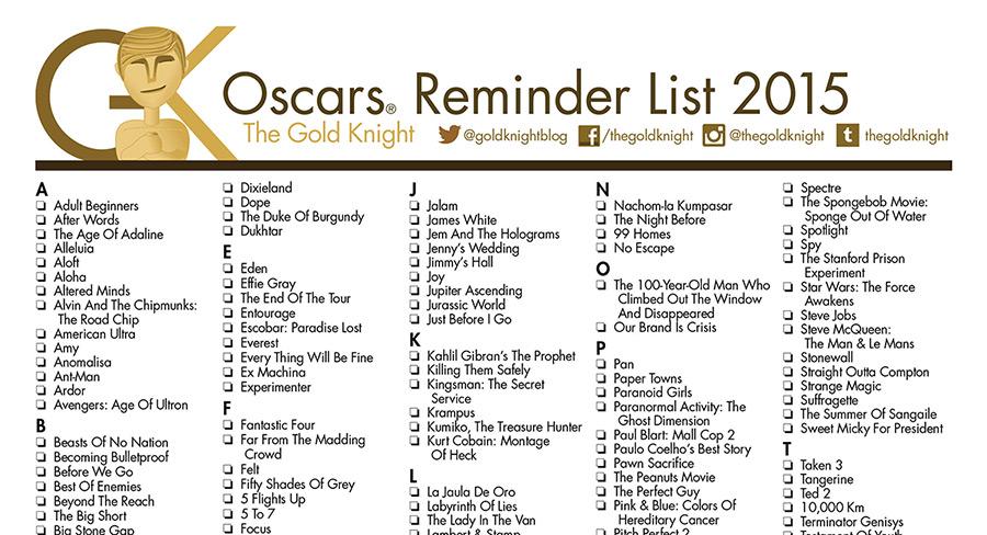 list oscar winning movies
