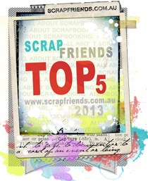Scrapfriends top 5!
