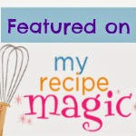 I was Featured Chef on My Recipe Magic week of Nov 5th!