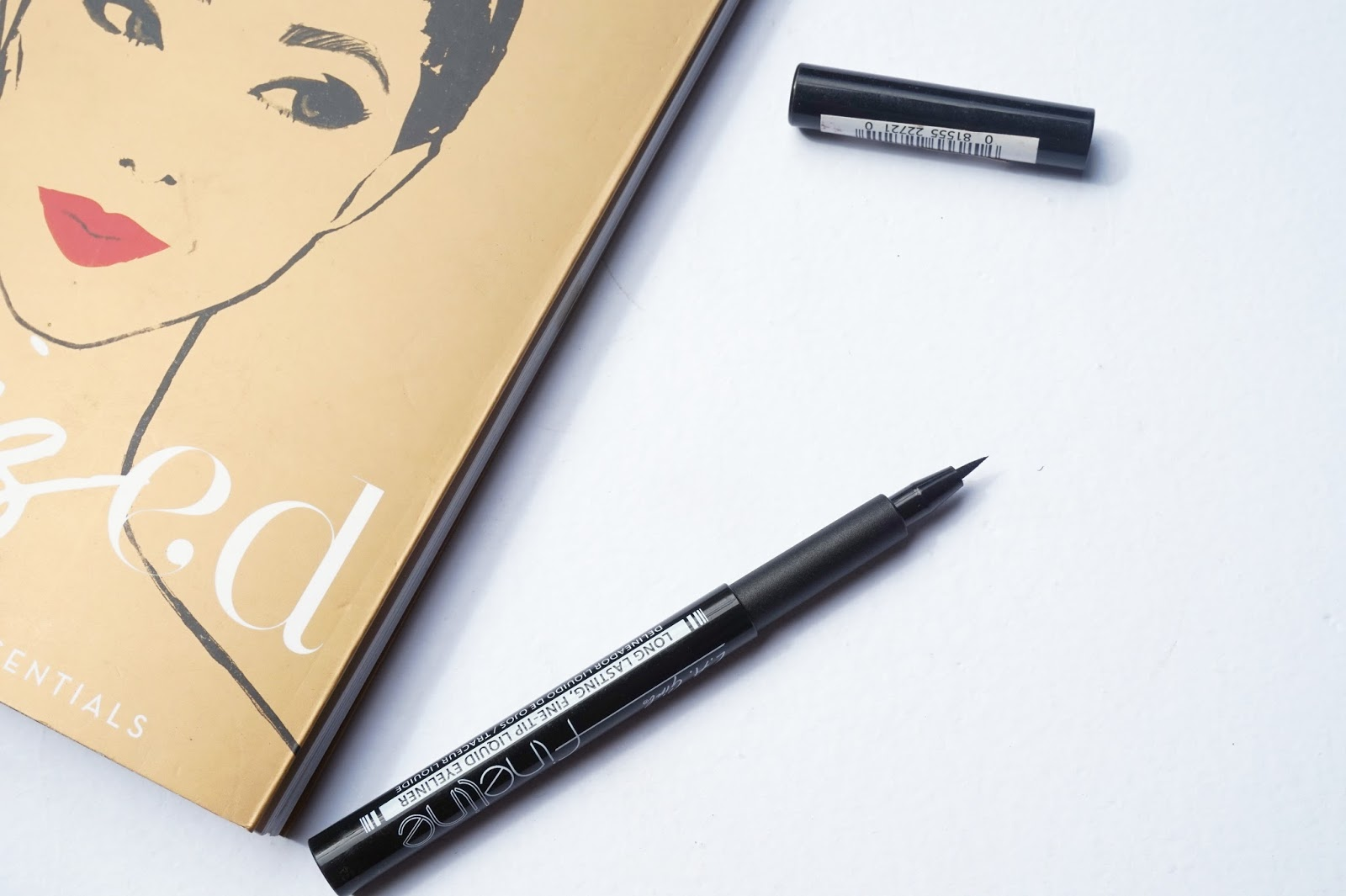 LA Girl FineLine Eyeliner Review by Angelie Pangilinan