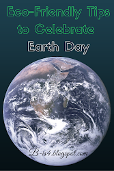 Posts in Honor of Earth Day