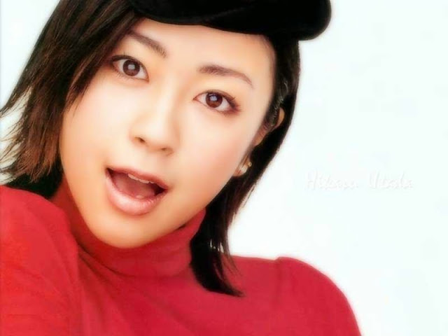Penyanyi Jepang Utada Hikaru