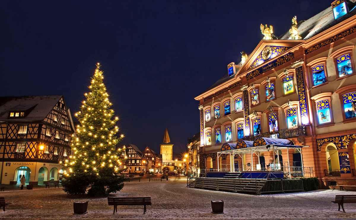weihnachtsmarkt in gengenbach im schwarzwald. Black Bedroom Furniture Sets. Home Design Ideas