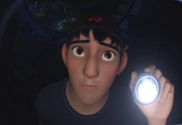 Big Hero 6, Tadashi