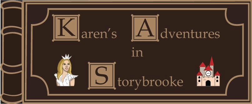 Karen's Adventures in Storybrooke