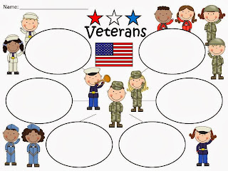 http://www.teacherspayteachers.com/Product/A-FREEBIE-for-Veterans-Day-Veterans-Three-Graphic-Organizers-965731