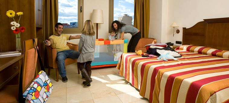 Las principales caracter sticas que debe tener un hotel for Hotel barcelona habitacion familiar