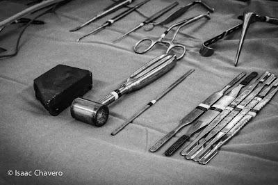 instrumental quirúrgico para la rinoplastia