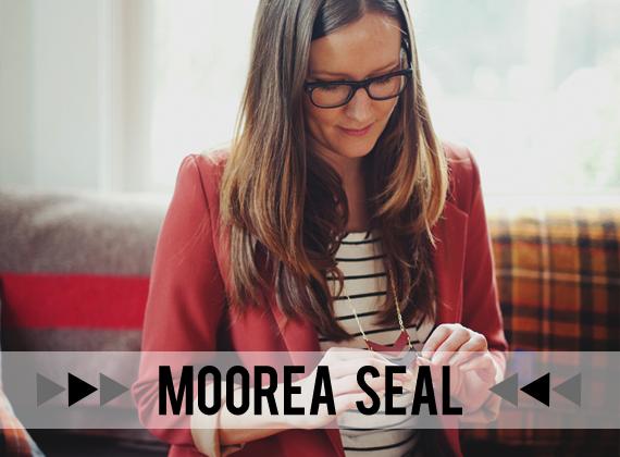 Moorea Seal