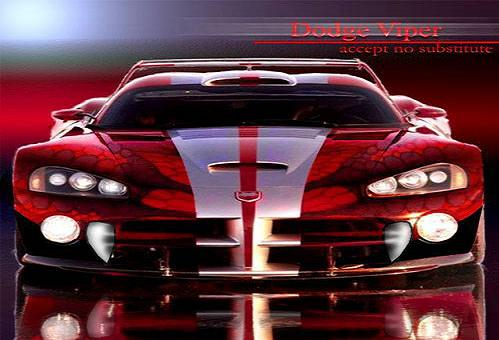all dodge car