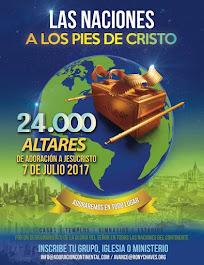 24,000 ALTARES DE ADORACION
