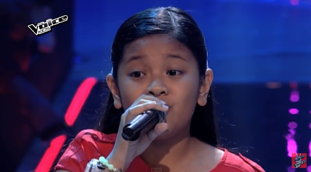 Elha Mae Nympha The Voice Kids