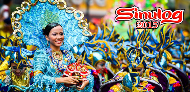 SINULOG 2015 Schedule of Activities