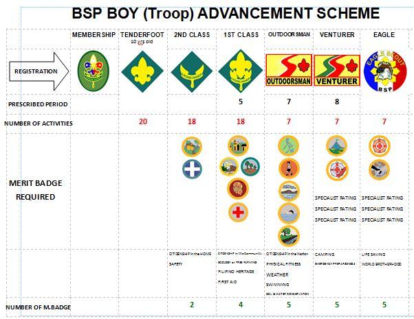 boy scout advancement form - nomadconvoy.co