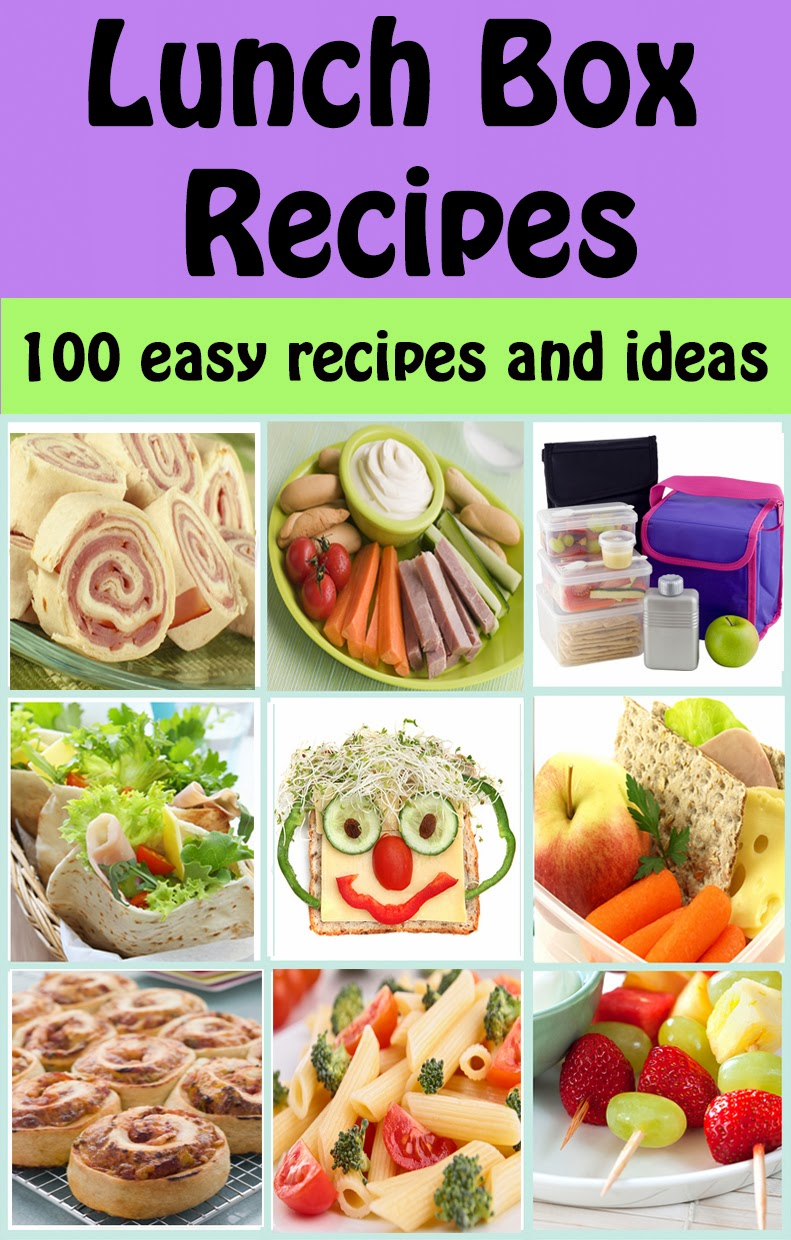 Fill your lunchbox with sandwich ideas for Lunch food ideas