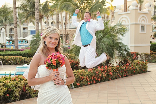 Wedding Photographer in Cabo San Lucas, RIU Palace