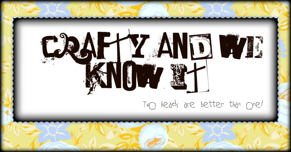Crafty and We Know It!