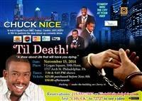 Comedian Chuck Nice