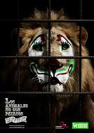 ¡Basta de circos con animales!