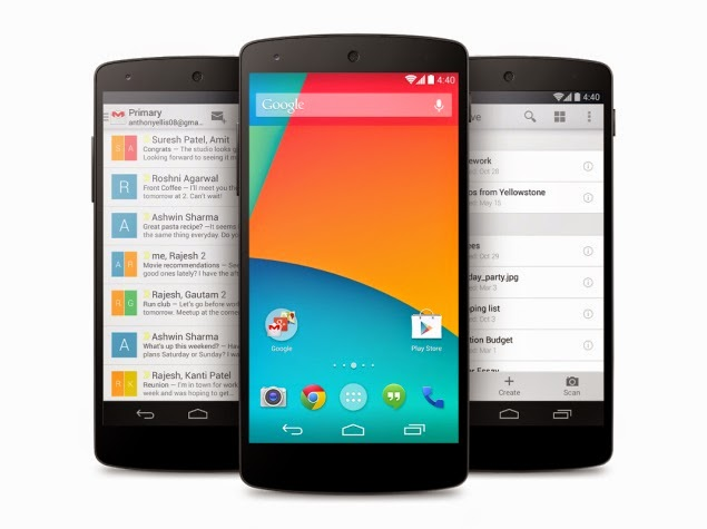 Google's Nexus Bug Fix, Nexus 5 bug fix software