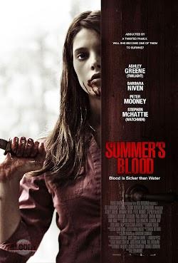 Mùa Hè Đẫm Máu - Summer's Blood (2009) Poster