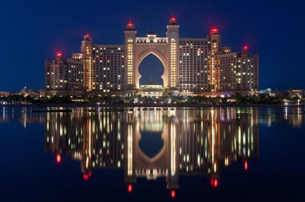 دبي ليلاً - صوراً غاية في الجمال Dubai-amazing-photos13