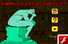 Parodias de Esculturas Famosas
