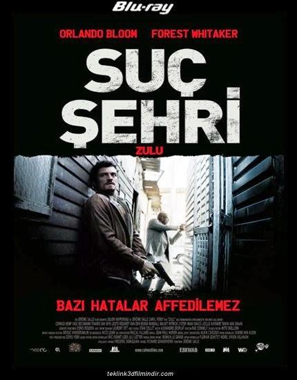 Suç Şehri - Zulu (2013) afis