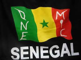 LE DRAPEAU NATIONAL DU SENEGAL