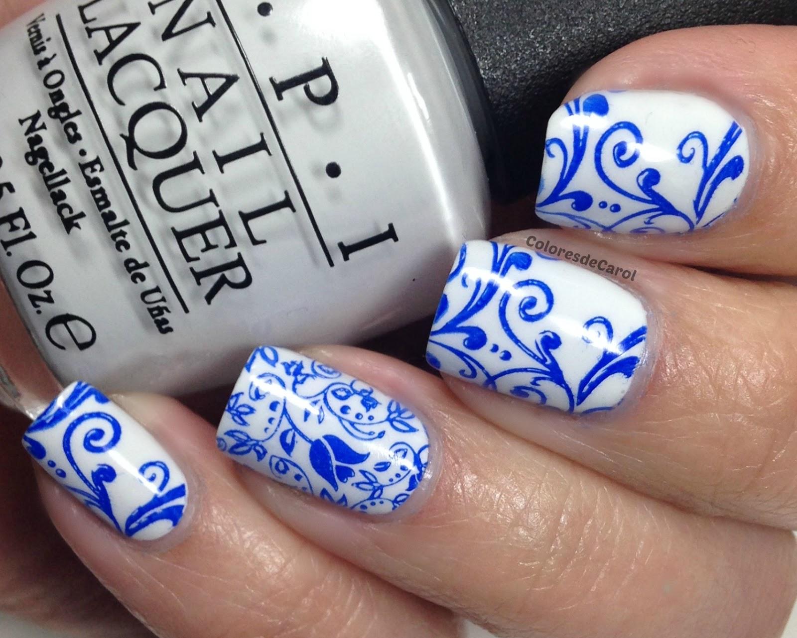 Colores de Carol: Mundo de Uñas Stamping Polishes
