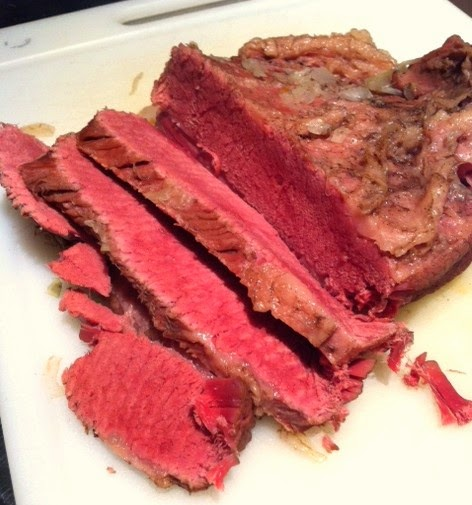 Mama Ozzy's Table: Home-Made Corned Beef and Pastrami