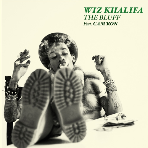 Copertina Wiz Khalifa ft Cam'ron - The Bluff