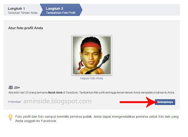 Cara Mudah Daftar Akun Facebook