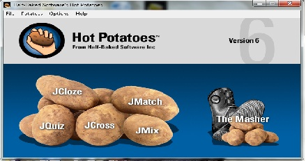 membuat kuis interaktif hot potatoes hot potatoes merupakan software