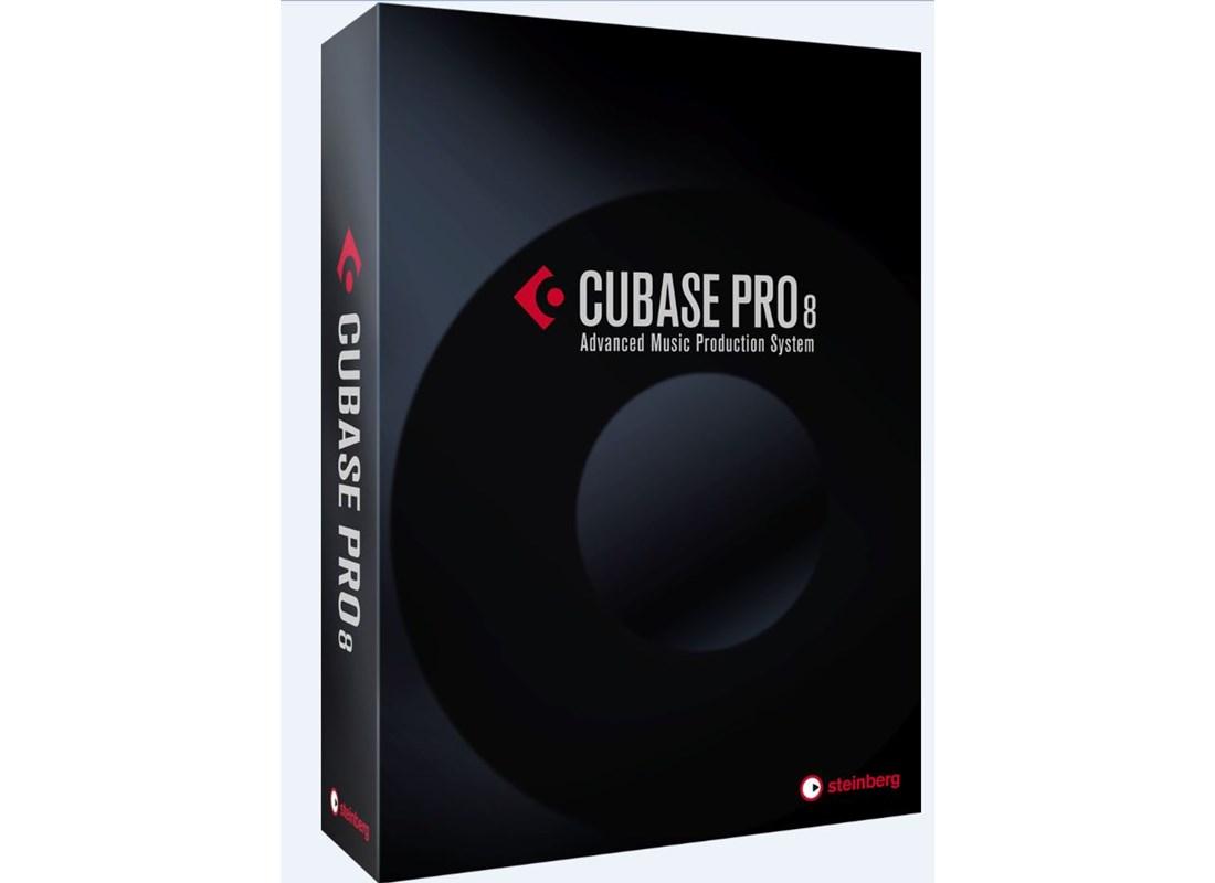 Cubase Pro 8 Image