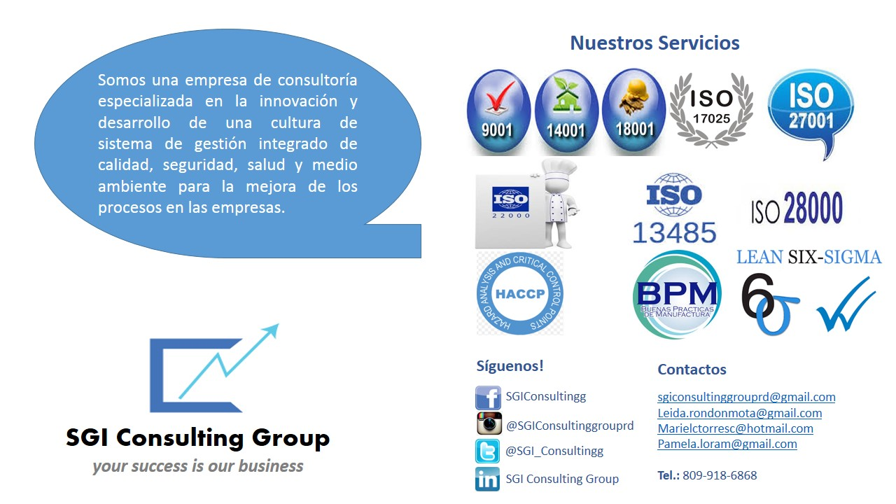 SGI Consulting Group