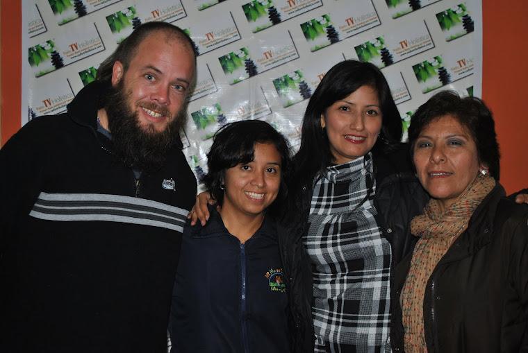 Radio y TV Holística en Lima-Perú
