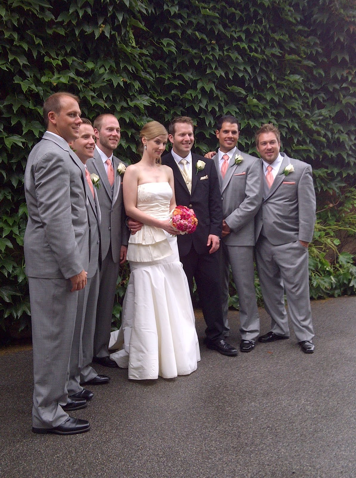 Alison morris wedding