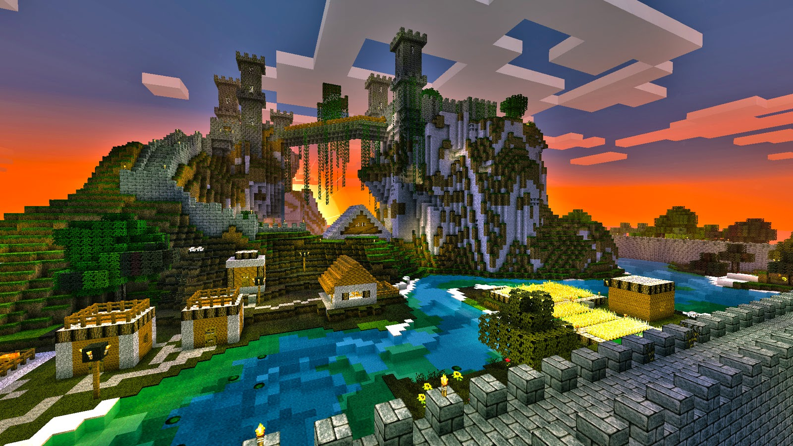any games like minecraft for free
