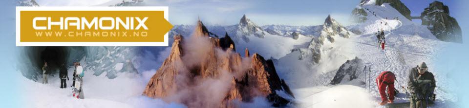 Chamonix Mont Blanc - Alt om skireiser og hotell i Alpene