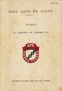 Dois anos de Guiné- Diário editado em Setembro de 1965