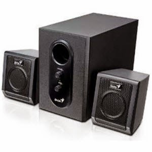 Amazon: Buy Jenius SW-2.1 355 Speaker System Rs.859