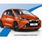 Toyota Aygo X-Cite gépkocsi nyeremény