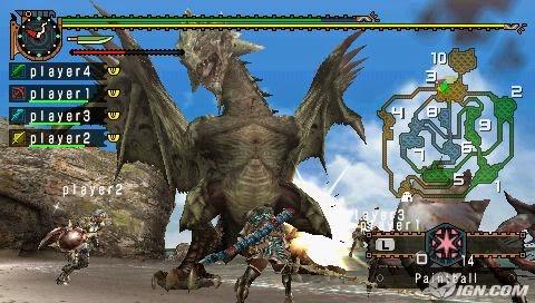 download game monster hunter ppsspp